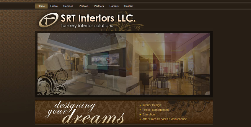 SRT Interiors LLC